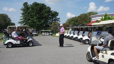 Exceptional Care for Children Golf Outing